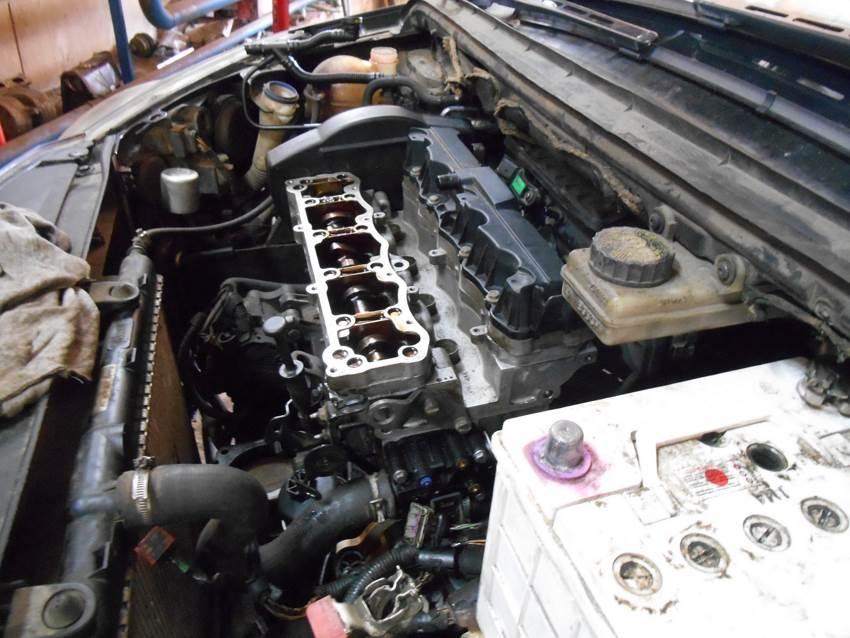 ремонт двигателя ситроен ксара пикассо